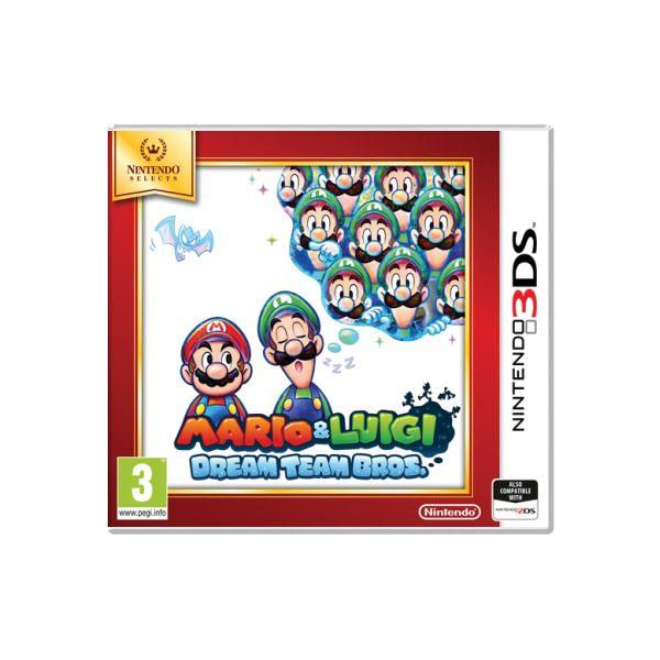 Mario & Luigi: Dream Team Bros. 3DS