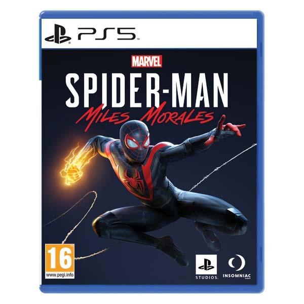 Marvel's Spider-Man: Miles Morales CZ