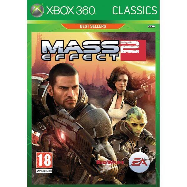 Mass Effect 2[XBOX 360]-BAZAR (pou�it� zbo��)