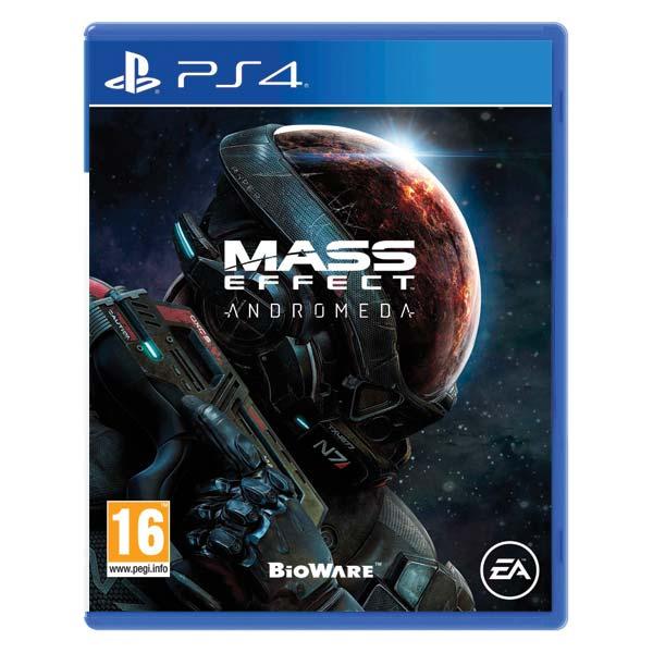 Mass Effect: Andromeda[PS4]-BAZAR (použité zboží)