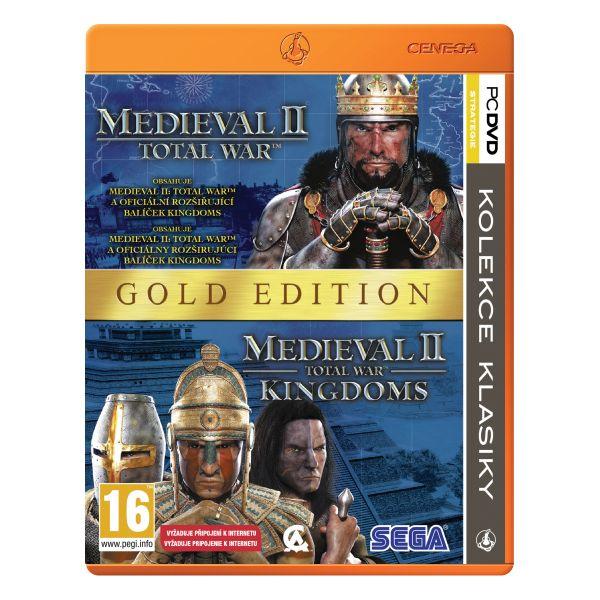 Medieval II: Total War GOLD CZ PC