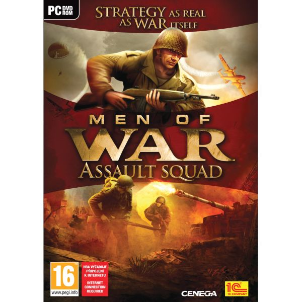 Men of War: Assault Squad PC