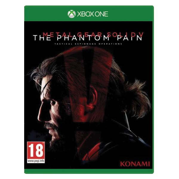 Metal Gear Solid 5: The Phantom Pain XBOX ONE