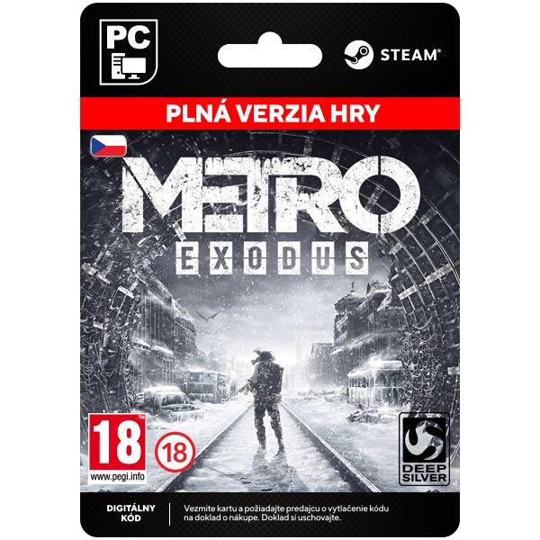 Metro Exodus CZ[Steam]