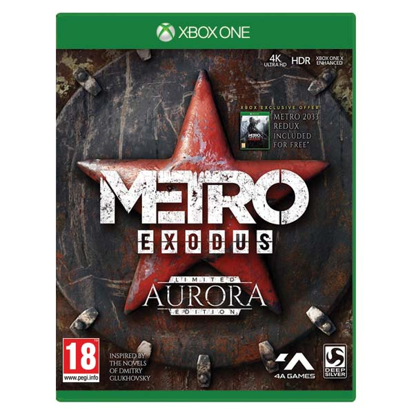 Metro Exodus (Limited Aurora Edition) XBOX ONE