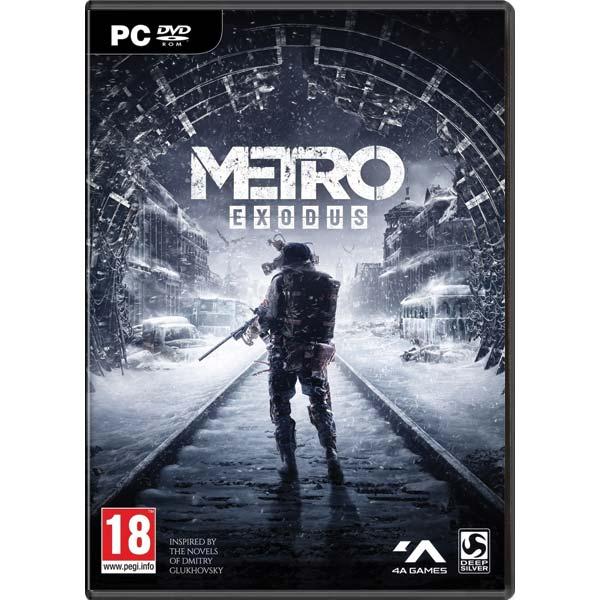 Metro Exodus CZ PC