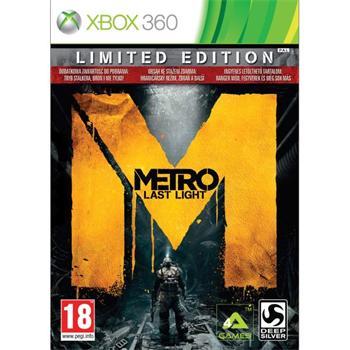 Metro: Last Light CZ (Limited Edition) XBOX 360