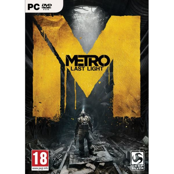 Metro: Last Light CZ (Limited Edition) PC