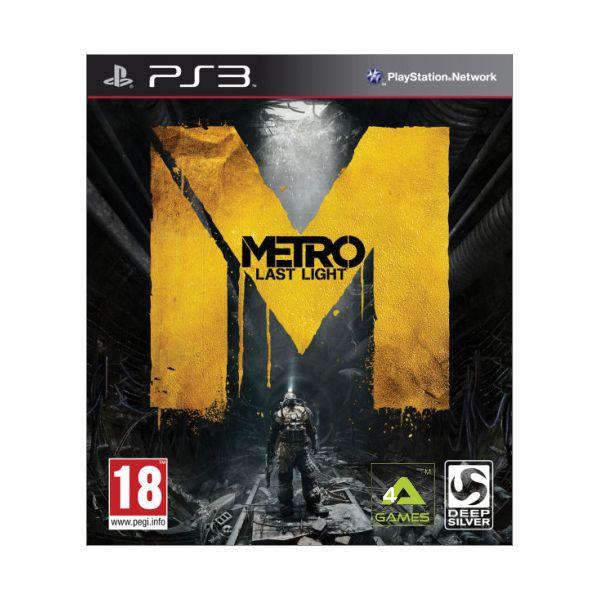 Metro: Last Light CZ PS3