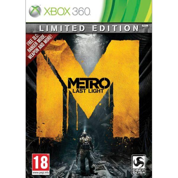 Metro: Last Light (Limited Edition) XBOX 360