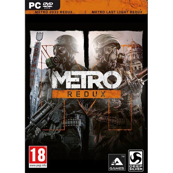 Metro Redux CZ PC