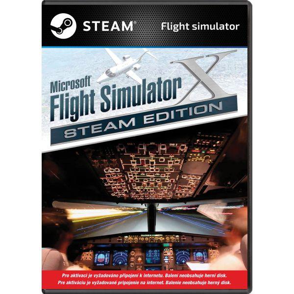 Microsoft Flight Simulator X (Steam Edition) CD-key