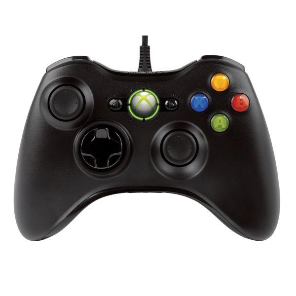 Microsoft Xbox 360 Controller, black