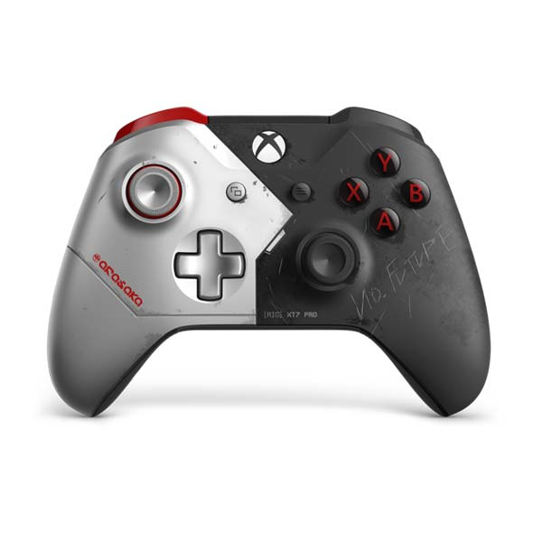 Microsoft Xbox One S Wireless Controller (Cyberpunk 2077 Limited Edition)