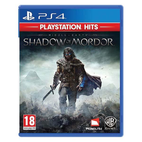 Middle-Earth: Shadow of Mordor[PS4]-BAZAR (použité zboží)