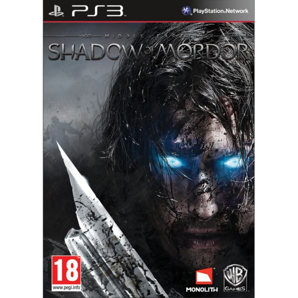 Middle-Earth: Shadow of Mordor (Special Edition) PS3