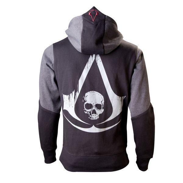 Mikina Assassin Creed 4: Black Flag, black S