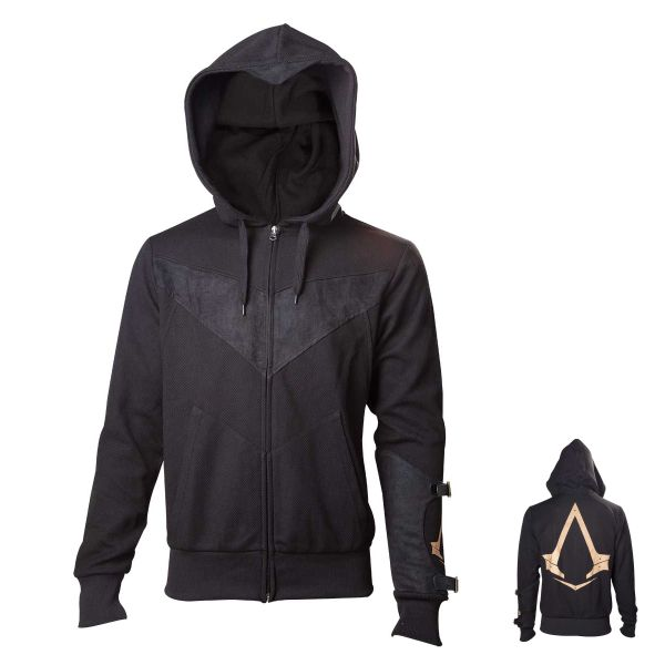 Mikina Assassins Creed Syndicate with Straps XL