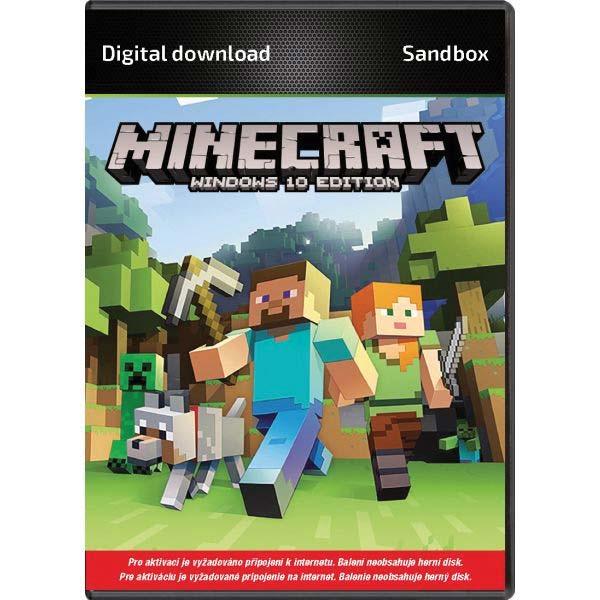 Minecraft ESD[Minecraft.net]