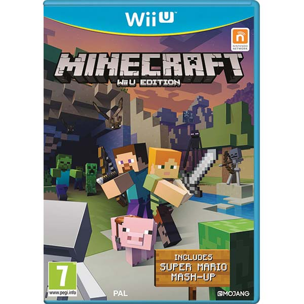 Minecraft (Wii U Edition) Wii U