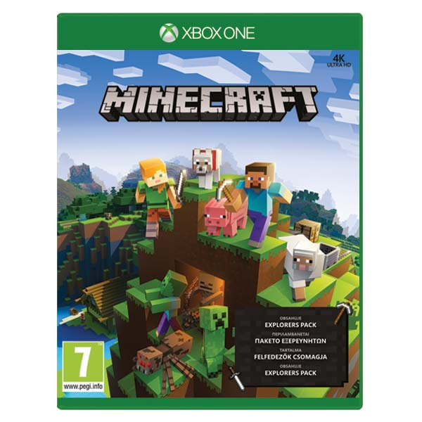 Minecraft (Xbox One Edition Explorers Pack) XBOX ONE