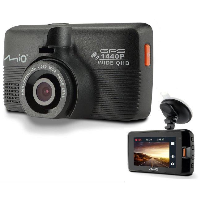 Mio MiVue 751-2.5 QHD kamera do auta