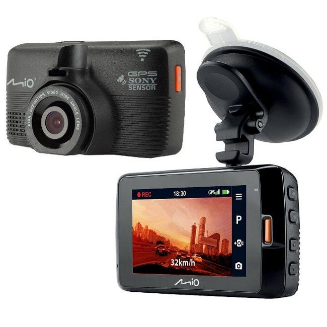 Mio MiVue 792-Full HD kamera do auta