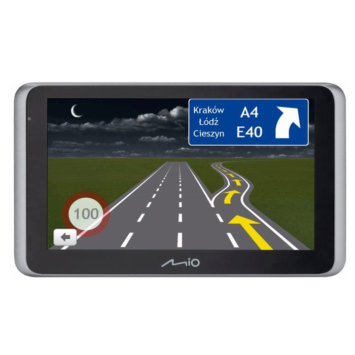 Mio MiVue Drive 65LM-Navigace + HD kamera do auta-Rozbalené zboží s plnou zárukou