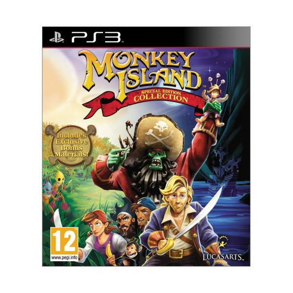 Monkey Island (Special Edition Collection ) PS3