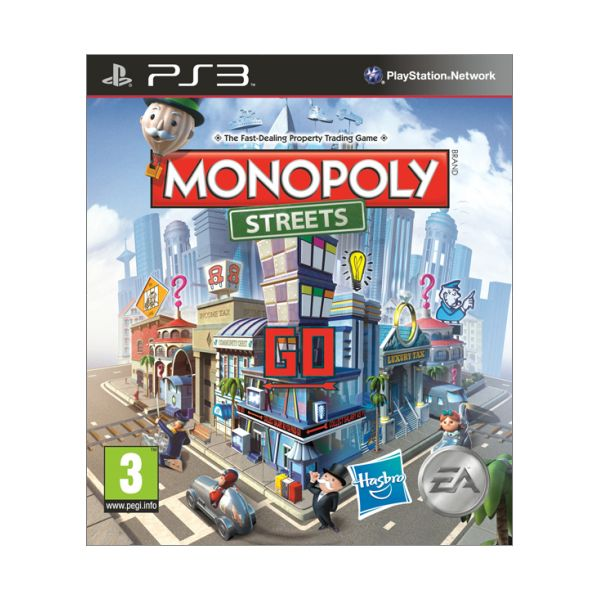 Monopoly Street PS3