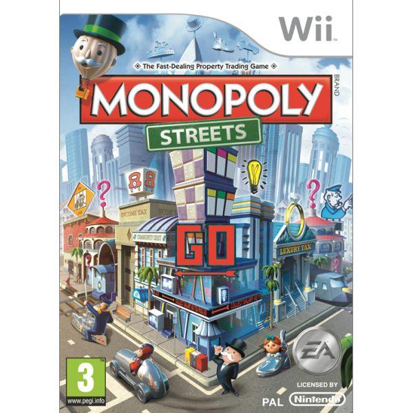 Monopoly Street Wii
