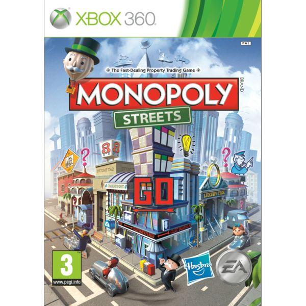 Monopoly Street XBOX 360