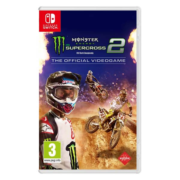 Monster Energy: Supercross 2
