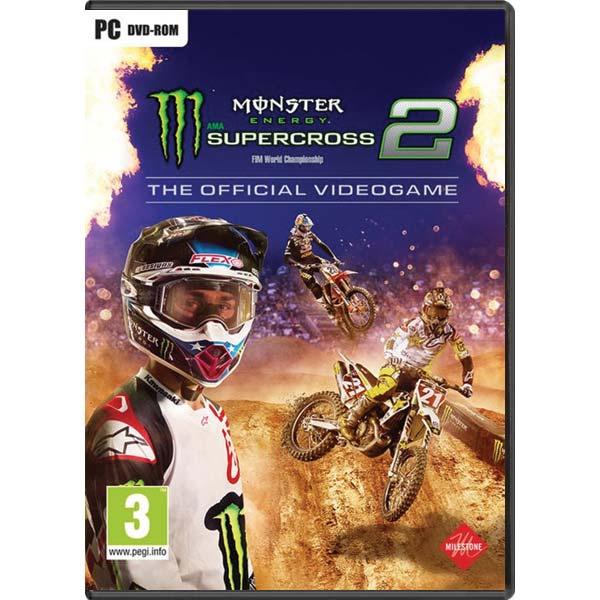 Monster Energy: Supercross 2 PC