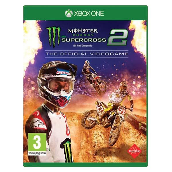 Monster Energy: Supercross 2 XBOX ONE