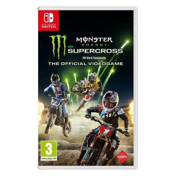 Monster Energy: Supercross