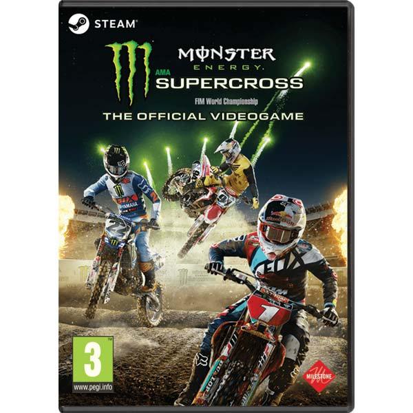 Monster Energy: Supercross PC