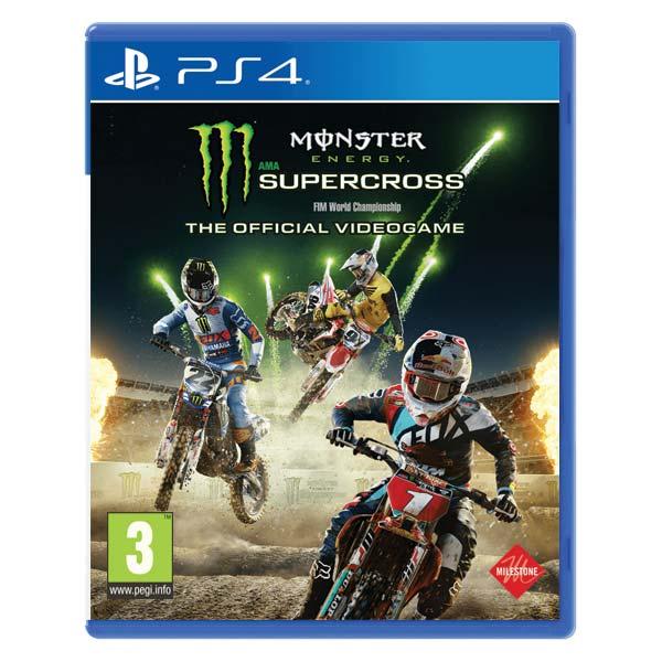 Monster Energy: Supercross PS4