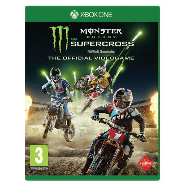 Monster Energy: Supercross XBOX ONE
