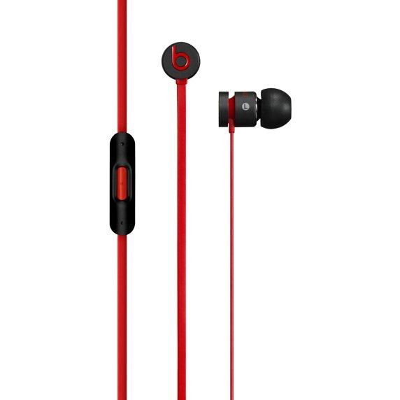 Monster Urbeats 2 by Dr.Dre-kabelový Headset, Black/Red (MHD02ZM/A)
