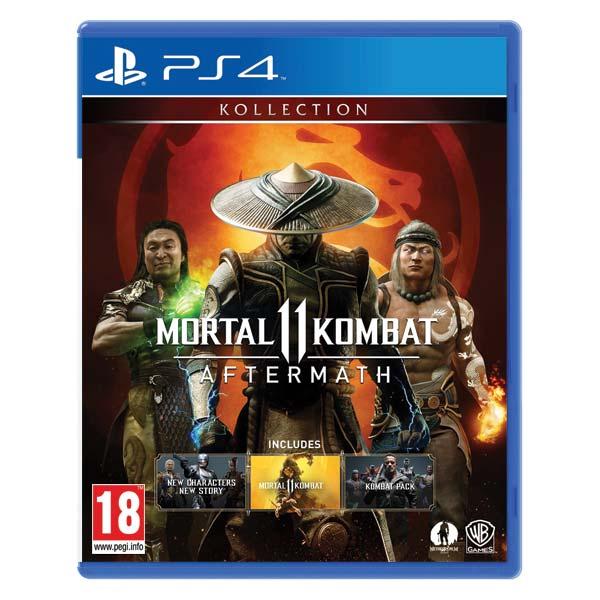 Mortal Kombat 11 (Aftermath Kollection) PS4