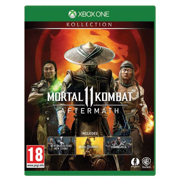 Mortal Kombat 11 (Aftermath Kollection) XBOX ONE