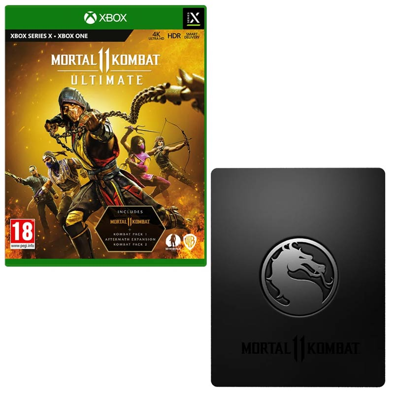 Mortal Kombat 11 (Ultimate Steelbook Edition) XBOX ONE