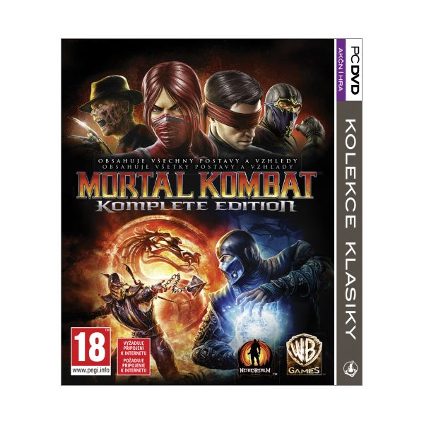 Mortal Kombat (Komplete Edition) PC