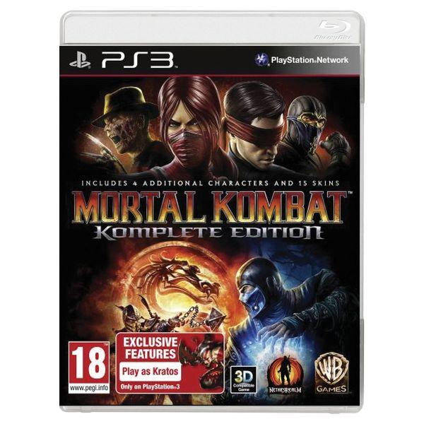 Mortal Kombat (Komplete Edition) PS3