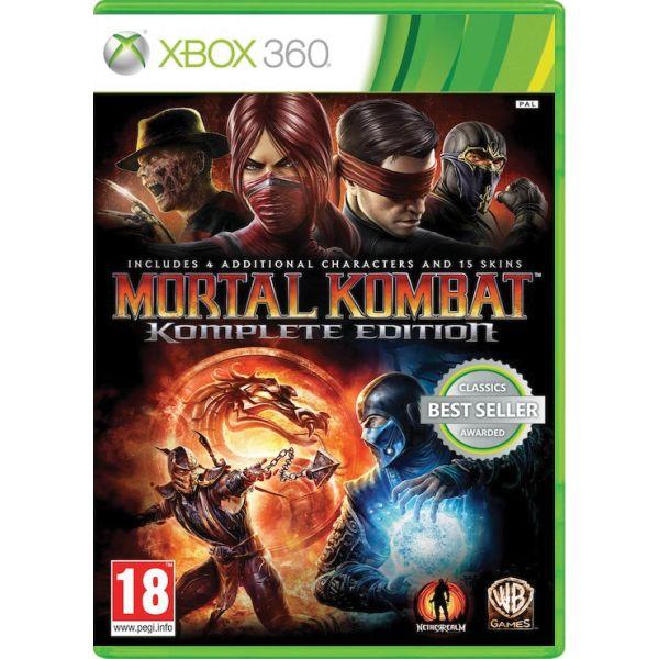 Mortal Kombat (Komplete Edition)