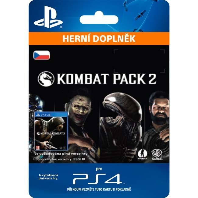 Mortal Kombat X (CZ Kombat Pack 2)