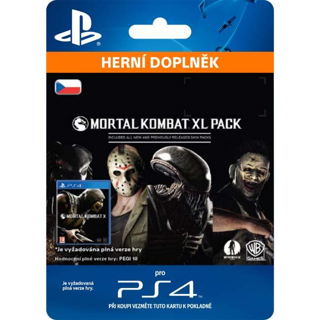 Mortal Kombat X (CZ XL Pack)