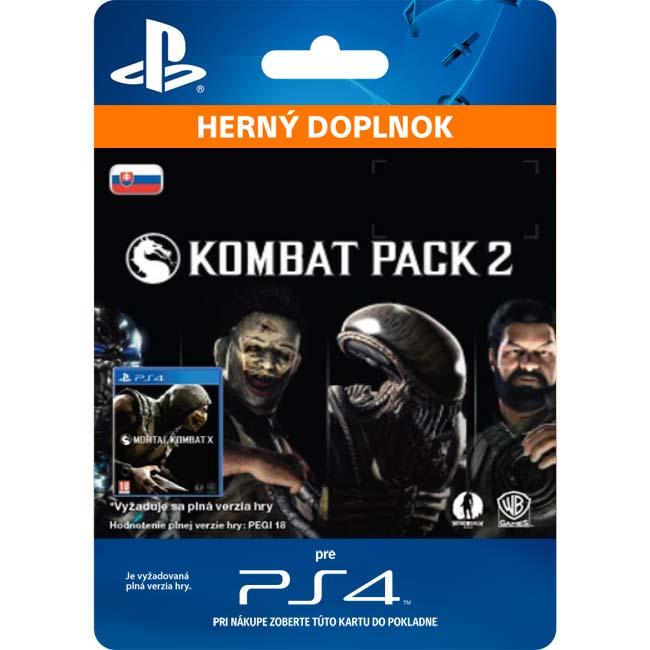 Mortal Kombat X (SK Kombat Pack 2)