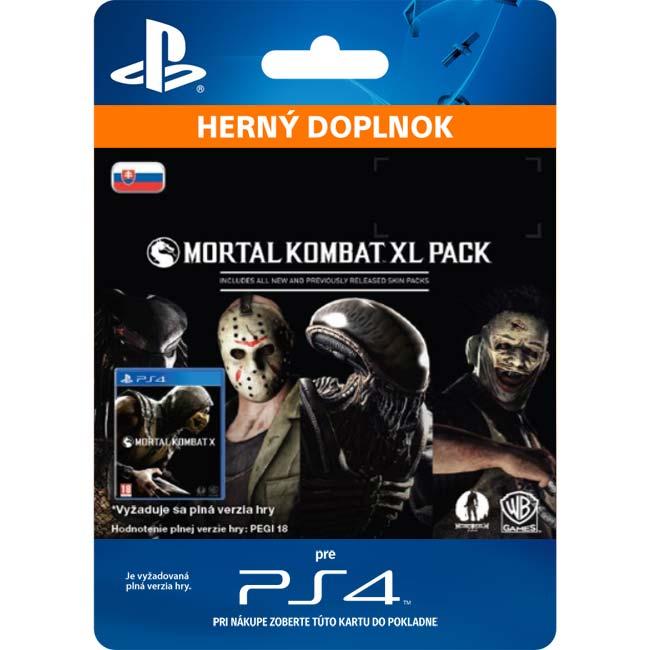Mortal Kombat X (SK XL Pack)